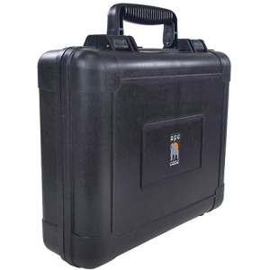 Ape Case Carrying Case - Briefcase - Handle - Copolymer Polypropylene, Polyethylene - Black