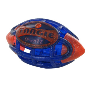 Tangle Sportz Small Tangle Football Various Colors