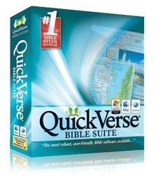 Quickverse Bible Suite -  Bible Study Software