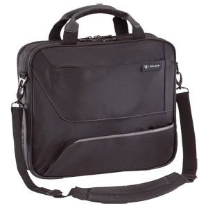 "V7 Black 15.6"" Value Toploader Laptop Case - VTL1 - 2G"
