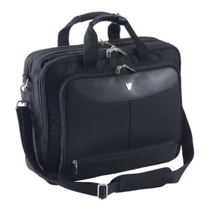 "V7 Professional Top-Load Carry Case (Compact Loader for Notebooks up to 15""/15.4"")"
