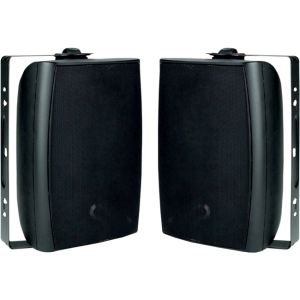 New Wave Audio OS-550 60 W RMS Speaker - 2-way - Black - 50 Hz to 20 kHz - 4 Ohm