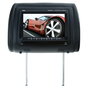 "Boss HIR9BGTM 9"" Active Matrix TFT LCD Car Display - 800 x 480 - IR Transmitter - Headrest-mountable"