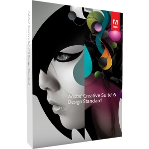 Adobe Creative Suite v.6.0 (CS6) Design Standard - Complete Product - 1 User - Graphics/Designing - Standard Retail - Intel-based Mac - Universal English