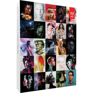 Adobe Creative Suite v.6.0 (CS6) Master Collection - Complete Product - 1 User - Graphics/Designing - Standard Retail - Intel-based Mac - Universal English
