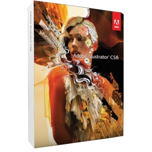 Adobe Illustrator CS6 v.16.0 - Complete Product - 1 User - Graphics/Designing - Standard Retail - DVD-ROM - Intel-based Mac - Universal English