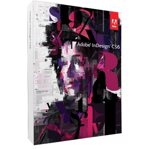 Adobe InDesign CS6 v.8.0 - Complete Product - 1 User - Graphics/Designing - Standard Retail - DVD-ROM - Intel-based Mac - Universal English