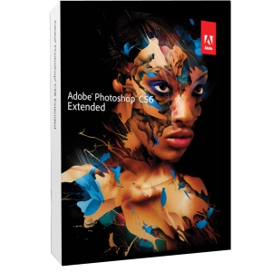 Adobe Photoshop CS6 v.13.0 Extended - Complete Product - 1 User - Image Editing - Standard Retail - DVD-ROM - PC - Universal English