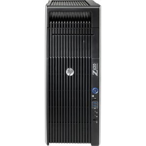 HP Z620 B2B72UT Convertible Mini-tower Workstation - 1 x Intel Xeon E5-1620 3.6GHz - 4 GB RAM - 500 GB HDD - DVD-Writer - Genuine Windows 7 Professional