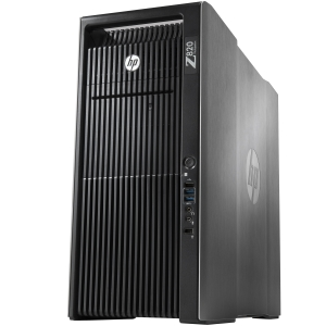 HP Z820 B2C11UT Convertible Mini-tower Workstation - 1 x Intel Xeon E5-2620 2GHz - 4 GB RAM - 500 GB HDD - DVD-Writer - NVIDIA Quadro 2000 1 GB Graphics - Genuine Windows 7 Professional (English) - DisplayPort