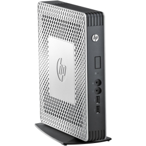 HP H1Y42AT Thin Client - AMD T56N 1.65 GHz - 2 GB RAM - 2 GB Flash - Windows Embedded Standard 2009 (English) - DisplayPort - DVI