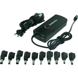 Duracell AC Adapter - 90 W - 19 V DC For Notebook