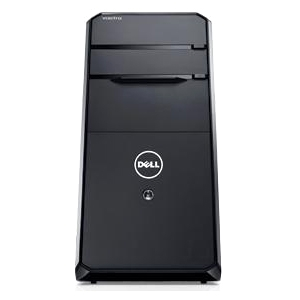 Dell Vostro 470 MT Desktop Computer - Intel Core i5 i5-3450 3.10 GHz - Mini-tower - 4 GB RAM - 500 GB HDD - DVD-Writer - Intel HD 2500 Graphics - Genuine Windows 7 Professional - HDMI
