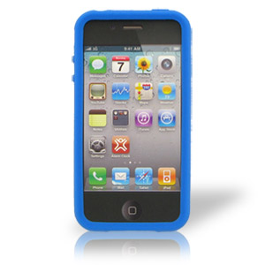 Xtrememac Tuffwrap Silicone Case for iPhone 4 - Form-fitting Protection