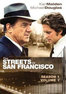 The Streets of San Francisco - Season One, Vol. 1 (1972-1973)