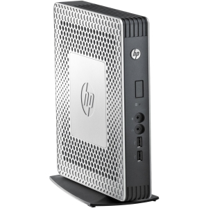 HP H1Y29AT Tower Thin Client - AMD T56N 1.65 GHz - 2 GB RAM - 1 GB Flash - HP ThinPro (English) - DisplayPort - DVI