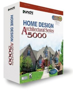 Punch! Home Design Architectural Series 5000 v12