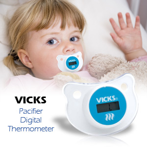 Vicks Pacifier Digital Thermometer - V925P