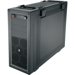 Corsair Vengeance C70 Mid-Tower Gaming Case - Gunmetal Black - Mid-tower - Gunmetal Black - Steel - 9 x Bay - 3 x Fan