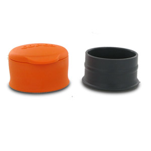Copco Medium Bag Cap Orange - 2 Pack