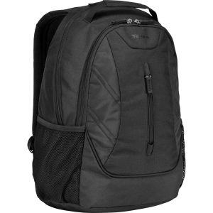 "Targus Ascend TSB710US Carrying Case (Backpack) for 16"" Notebook - Black - Weather Resistant - Polyester"