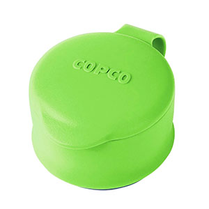 Copco 0-62016 Medium Bag Cap Green - 2 Pack