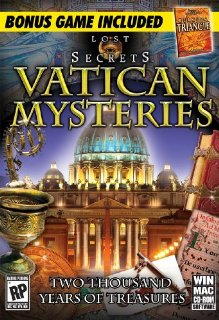 Lost Secrets: Vatican Mysteries with Bonus Bermuda Triangle