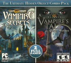 Hidden Mysteries: Vampire Secrets and  Lost Secrets Vampire Tales 2-Pack