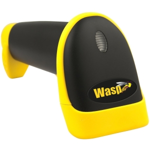 Wasp WLR8950 Bi-Color CCD Barcode Scanner - Cable - CCD - LED - 450 scan/s