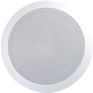 C2G 20 W RMS Speaker - 2-way - White - 100 Hz to 20 kHz - 8 Ohm - Ceiling Mountable