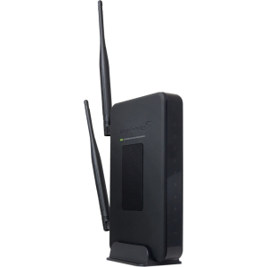 Amped Wireless SR20000G High Power Wireless-N 600mW Gigabit Dual Band Repeater and Range Extender - Universal Range Extender 10,000 sq ft WiFi Coverage, 5 x Gigabit Ports, USB Port, Dual Band 802.11a/b/g/n