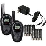 Cobra MicroTalk CXT235 20-Mile Radio - UHF, FM - 105600 ft