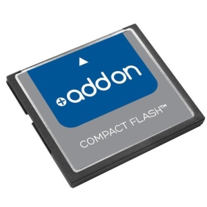 AddOn - Memory Upgrades FACTORY APPROVED 128MB CompactFlash card F/Cisco - 128 MB