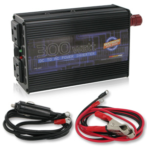 Roadpro RPPI-300W 300/600 Watt DC to AC Power Inverter