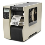 Zebra 110Xi4 Direct Thermal/Thermal Transfer Printer - Monochrome - Desktop - Label Print - 14.02 in/s Mono - 203 dpi - Ethernet - USB - LCD