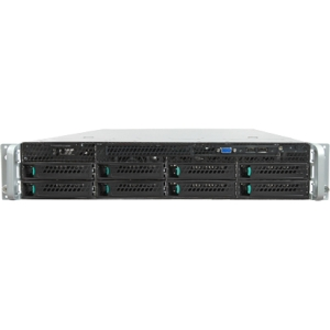 Intel Server System R2308IP4LHPC Barebone System - 2U Rack-mountable - Socket R LGA-2011 - 2 x Processor Support - 512 GB Maximum RAM Support - Serial ATA/600, Serial Attached SCSI (SAS) RAID Supported Controller - 5 x Total Expansion Slots - Processor Su