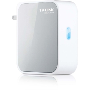 Tp-Link TL-WR700N Wireless Router - IEEE 802.11n - ISM Band - 150 Mbps Wireless Speed - 1 x Broadband Port Wall Mountable