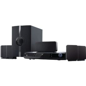 Coby 5.1 Home Theater System - DVD Player - Dolby Digital - DVD-RW, CD-RW, DVD+RW - DVD Video - HDMI - USB