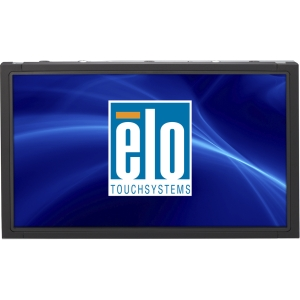 "Elo 1541L 15"" LED Open-frame LCD Touchscreen Monitor - 16:9 - 16 ms - Surface Acoustic Wave - 1366 x 768 - 16.7 Million Colors - 500:1 - 250 Nit - DVI - USB - VGA - RoHS, China RoHS, WEEE - 3 Year"