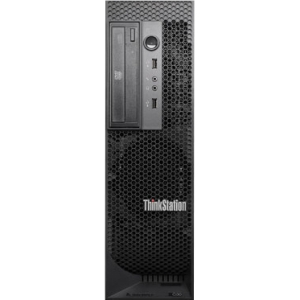 Lenovo ThinkStation C30 109732U Tower Workstation - 1 x Intel Xeon E5-2603 1.8GHz - 4 GB RAM - 500 GB HDD - DVD-Writer - NVIDIA Quadro 600 1 GB Graphics - Genuine Windows 7 Professional - DisplayPort