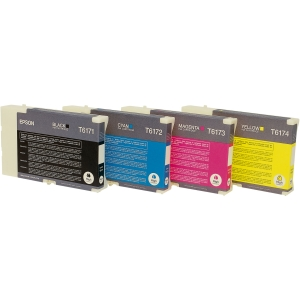 Epson DURABrite High Capacity Yellow Ink Cartridge - Inkjet - 7000 Page - Yellow