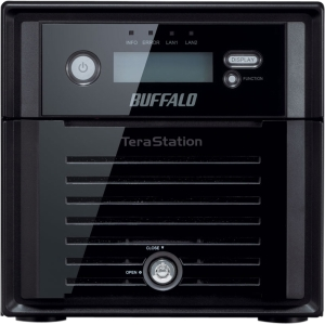 Buffalo TeraStation 5200 - Intel Atom D2550 1.80 GHz - 6 TB (2 x 3 TB) - RJ-45 Network, USB, USB