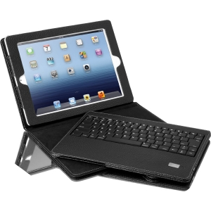 Aluratek Keyboard/Cover Case (Folio) for iPad