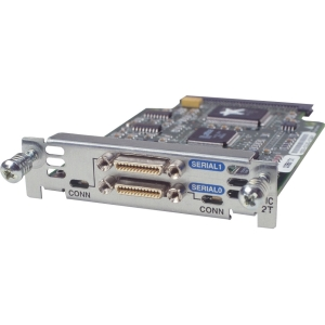 Cisco-IMSourcing 2-Port Serial WAN Interface Card - 2 x Serial WAN