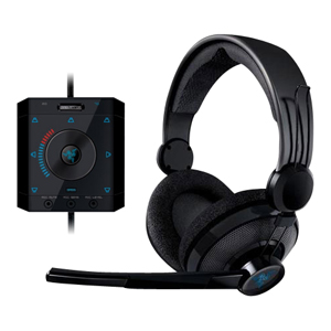 Razer Megalodon Gaming Headset - Wired Connectivity - Surround - Over-the-head