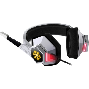 Razer Star Wars: The Old Republic Headset - Stereo, Surround - USB - Wired - 32 Ohm - 20 Hz - 20 kHz - Over-the-head - Binaural - Ear-cup - 7 ft Cable