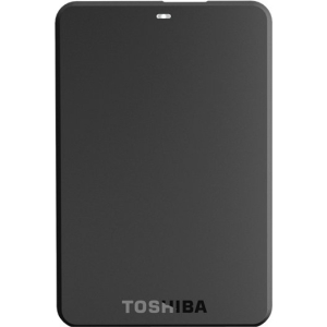 Toshiba Canvio Basics 1.50 TB External Hard Drive - 1 Pack - Black - USB 3.0 - 5400 rpm - 8 MB Buffer