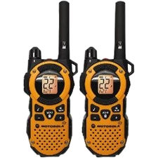 Giant Talkabout MT350R Two-way Radio - 22 x GMRS - 184800 ft
