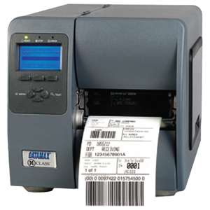 Datamax M-Class M-4206 Direct Thermal/Thermal Transfer Printer - Monochrome - Desktop - Label Print - 6 in/s Mono - 203 dpi - USB - LCD