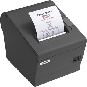 Epson Direct Thermal Printer - USB  Receipt Print Desktop (no Power Supply)